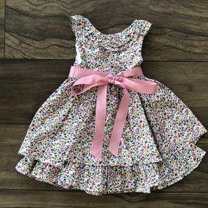 Laura Ashley toddler dress